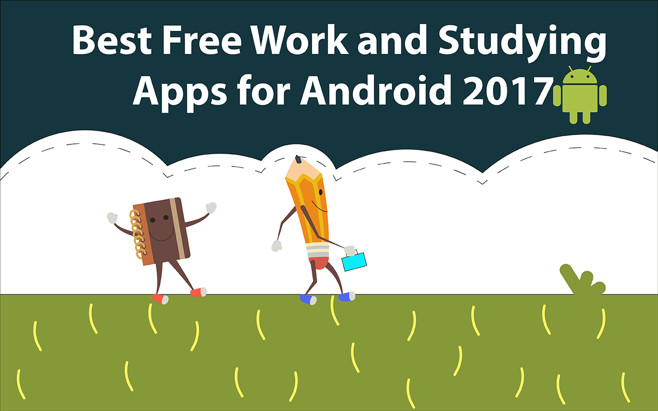 Best Free Work and Studying Apps for Android 2017