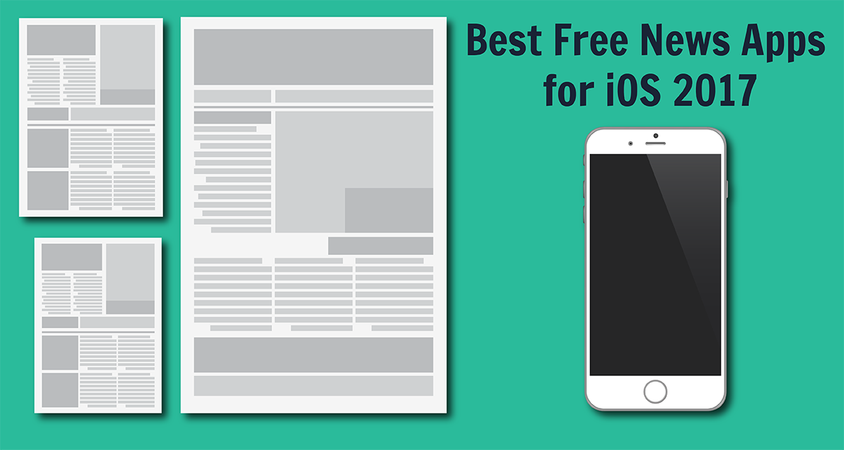 Best Free News Apps for iOS 2017