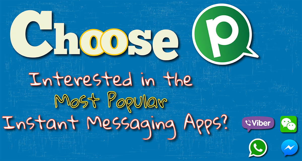 Interested in the Most Popular Instant Messaging Apps? Choose Pinngle!