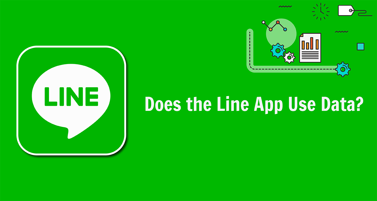 Does the Line App Use Data? What About Pinngle?