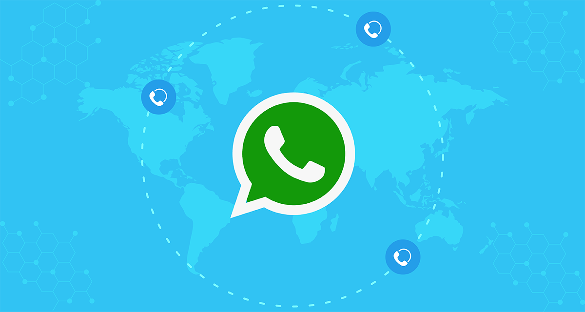 Free International Calls WhatsApp