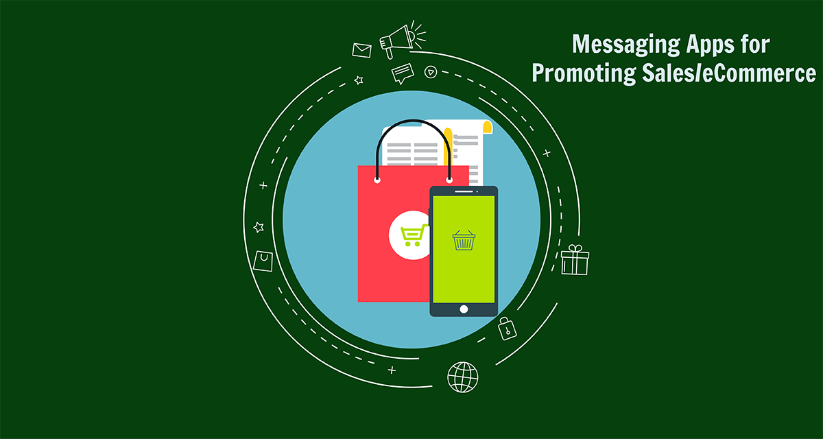 Popularity of Messaging Apps for eCommerce