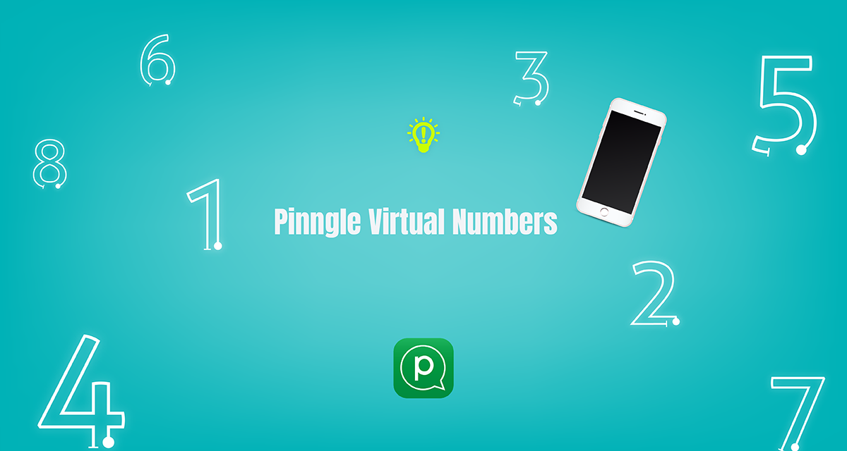 You Can Have a Virtual Phone Number Through Pinngle and Receive Calls