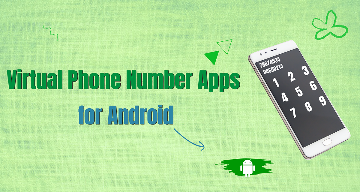 Virtual Phone Number Apps for Android