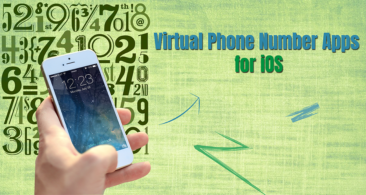 Virtual Phone Number Apps for iOS