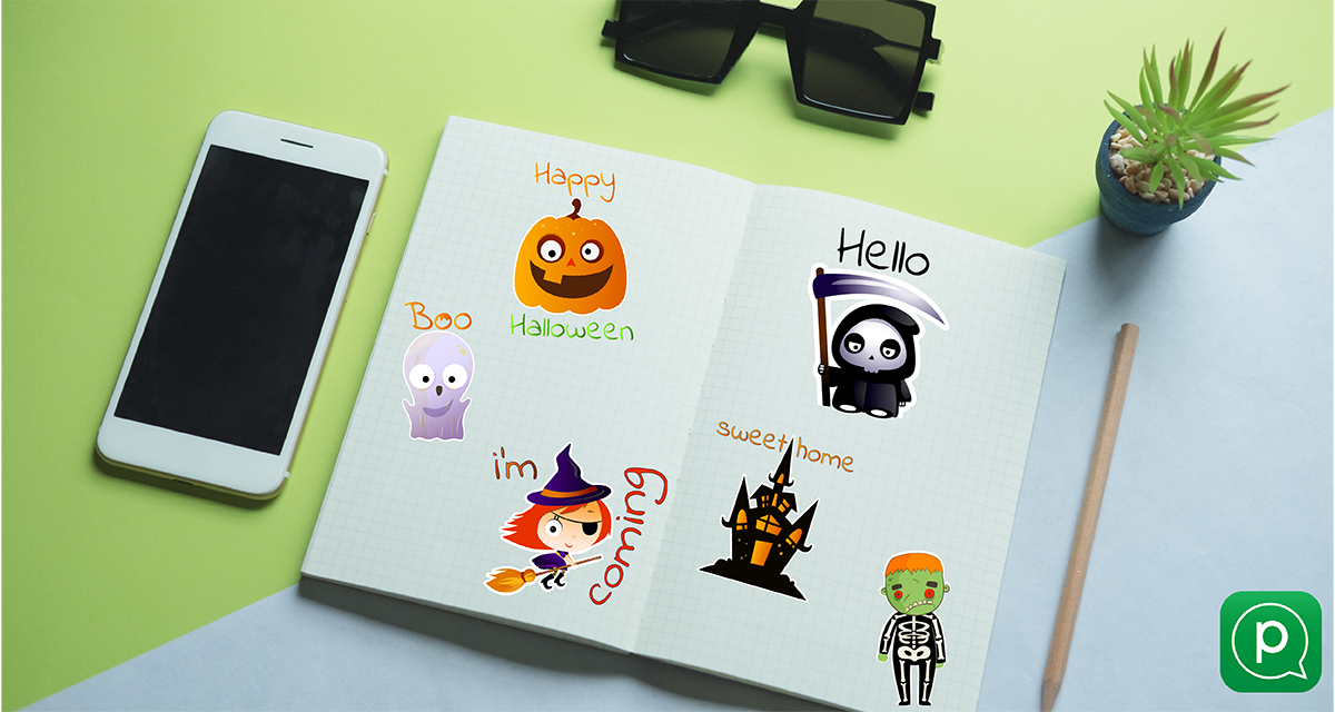 Have Fun with Pinngle on Halloween!