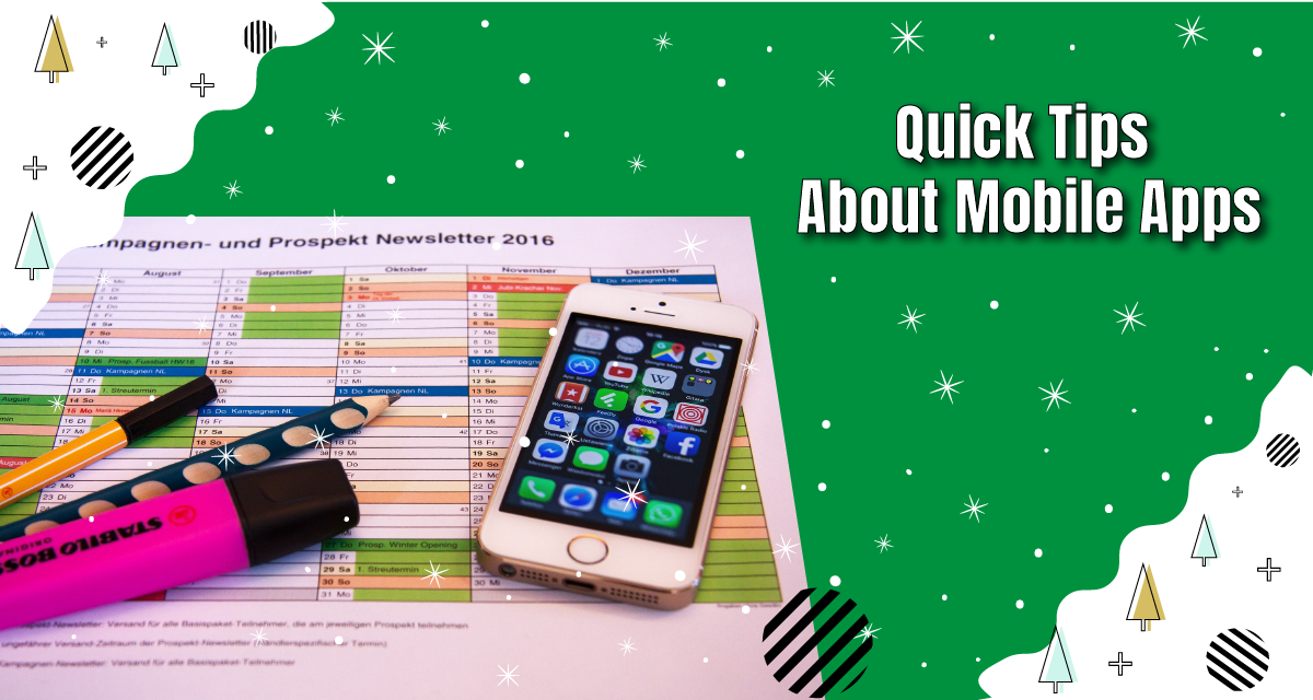 5 Quick Tips About Mobile Apps