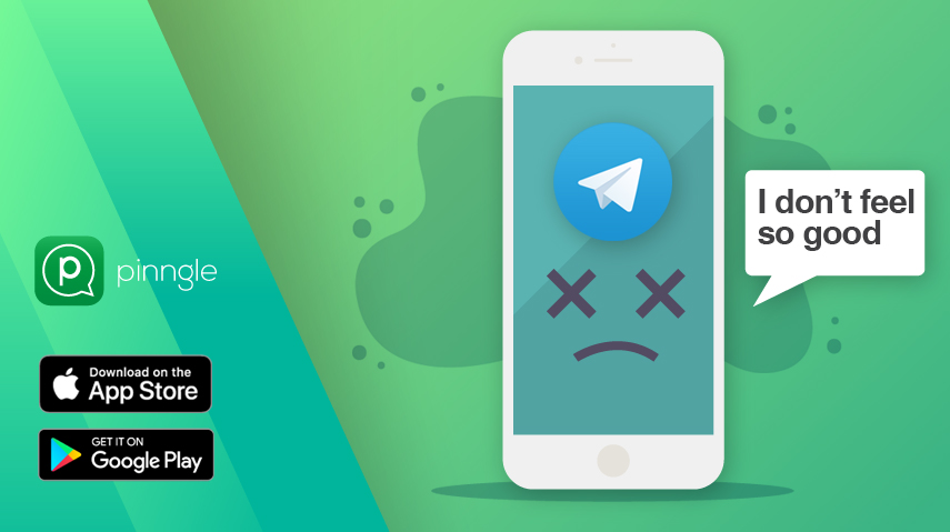 Telegram no funciona