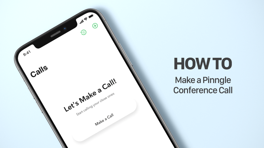 How to make group calls